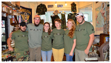 Us Army Surplus >> Military Surplus From A Dependable Army Navy Store