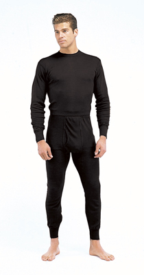 Thermal Knit Long Underwear Top