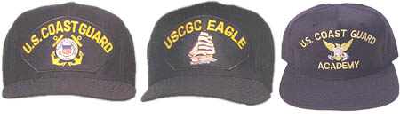 d496aa9a9df We have the following great Coast Guard ballcaps available for immediate  delivery. Sorry folks