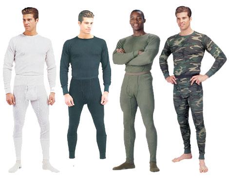 LongUnderwear W B OD WL