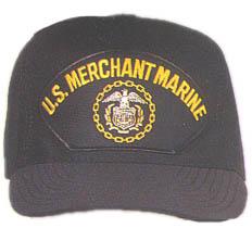 277da4a82a7 Merchant Marine Ball Caps