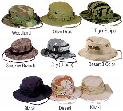 fd44ee3f41c Rothco Military Style Boonie Hats