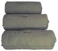 Duffle Bags - Side Zipper