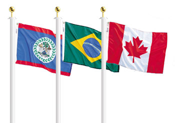 Foreign Flags  Flags of World Nations