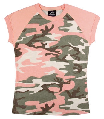 Womens Army Digital Camo Casual Tank Top by ROTHCO