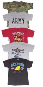 T-Shirts, Polo Shirts & Tank Tops