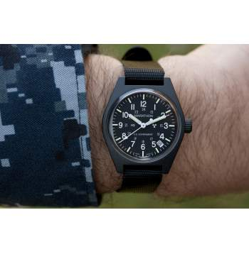 Watches Mystic Army Navy offers a variety of fine watches including  G.I. style field watches, Timex watches and Smith and Wesson.